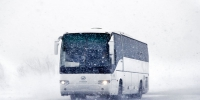 MotorCoach-on-snow - Якутское-Cаха ИА
